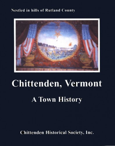 Chittenden, Vermont, A Town History cover